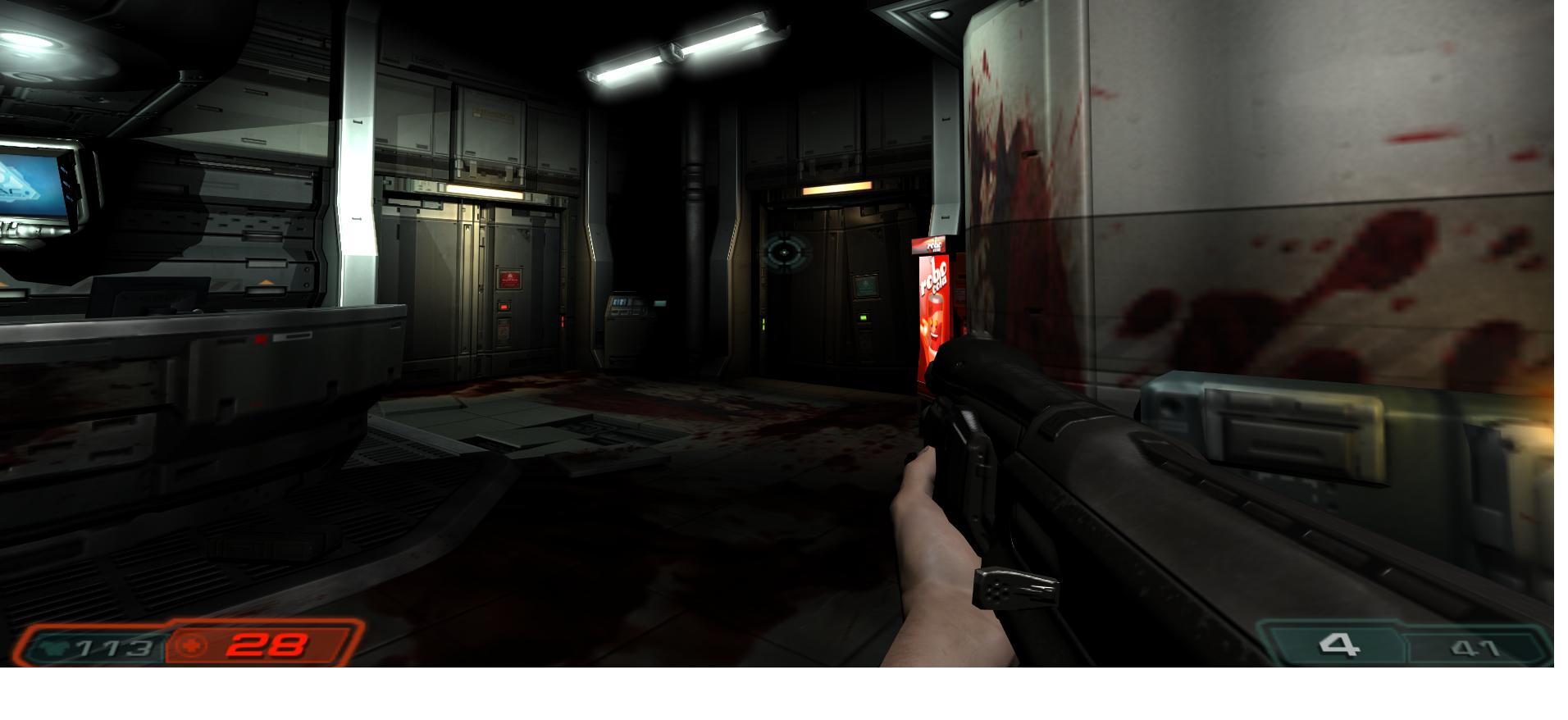 doom full res - How To Get Doom 3 To Work On Windows 10
